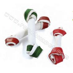 RZ3001  Bi-color knot bone